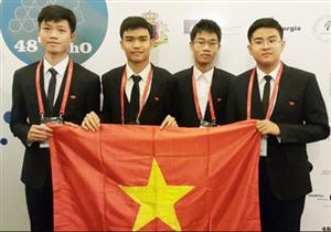 High school students to compete at International Chemistry Olympiad