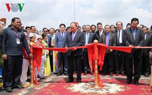 Long Binh – Chrey Thom bridge inaugurated