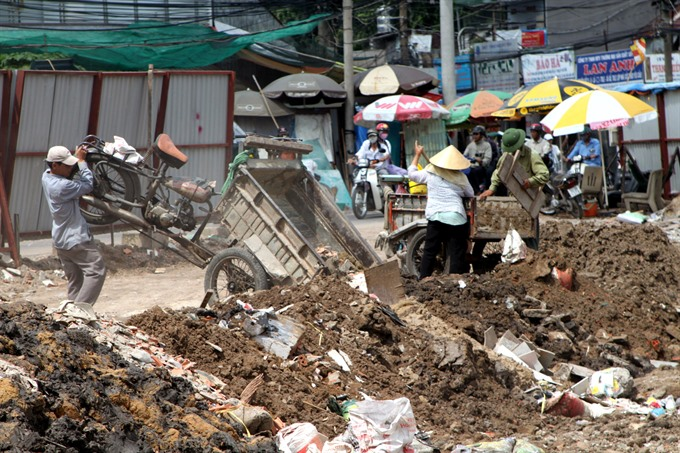 HCM City seeks approval for solid-waste treatment plan DTiNews