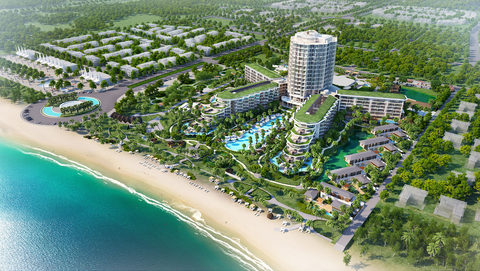 Giant projects heat Phu Quoc Island's property market DTiNews