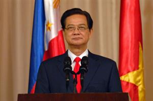 PM Dung's full remarks  at the joint press briefing in Manila