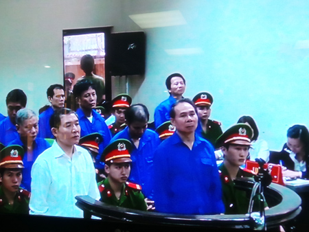 Duong Chi Dung sentenced to death