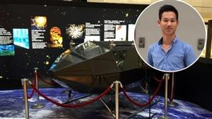 Vietnam's first 'spacecraft' successfully launched