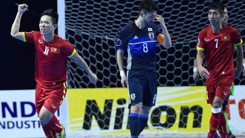 Vietnam to meet Italy in Group C at Futsal World Cup DTiNews
