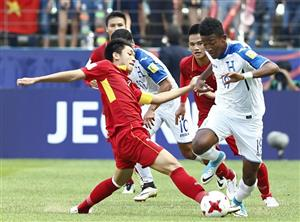 Vietnam's World Cup dream ends after 0-2 defeat