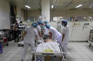 Seven out of 18 dialysis patients died during treatment at Hoa Binh hospital