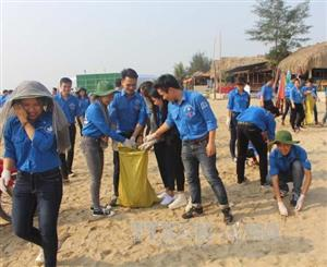 100,000 youngsters in central province join environmental campaign