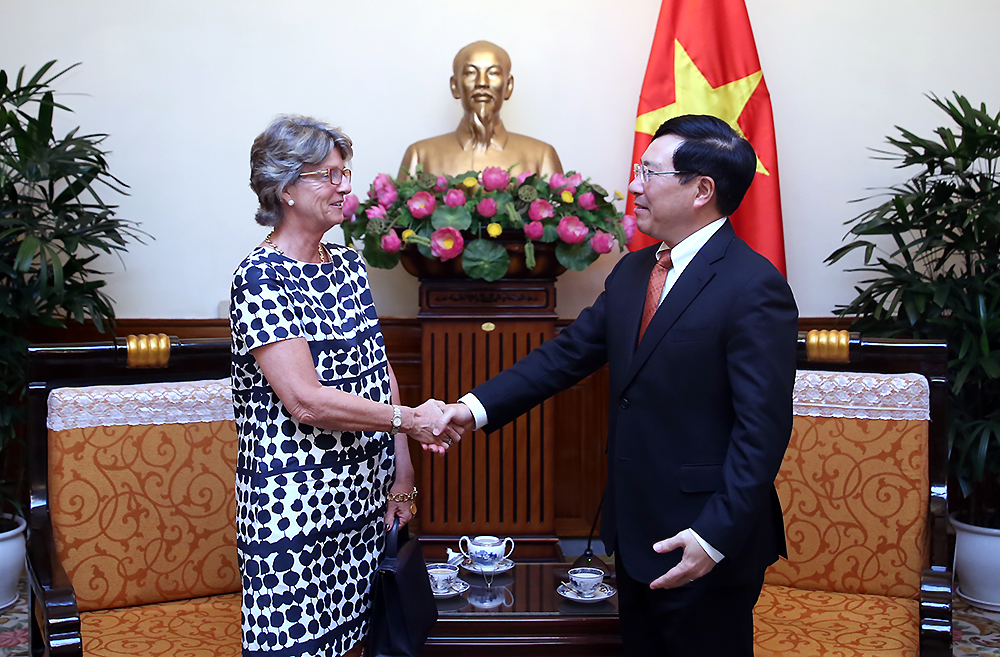 Vietnam Expects Spain To Accelerate Evfta Signing And Ratification