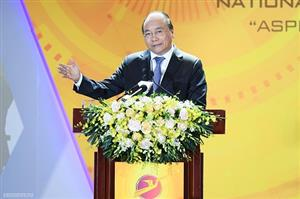 Mission of tech enterprises in turning Vietnam into powerful country
