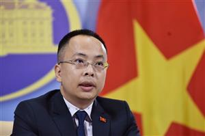 Vietnam condemns China's acts in East Sea