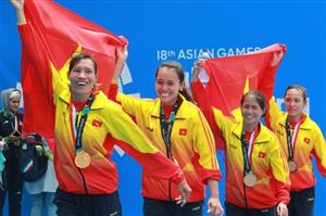 Rowers earn Vietnam seventh ticket to Tokyo Olympics