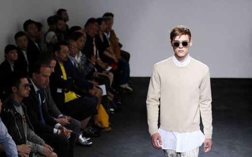 Asian designers centre stage at Paris fashion