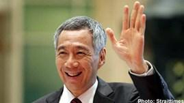 Lee Hsien Loong: Might not right in handling sea disputes