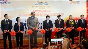 Vietjet launches new route connecting HCM City with Kuala Lumpur