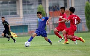U15 international football tournament kicks off in Da Nang