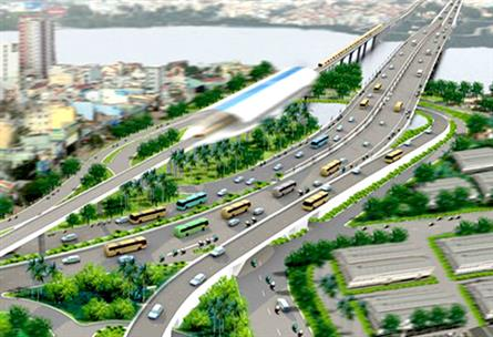 Investors express interest in Hanoi metro system