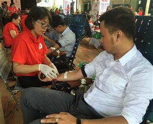 National blood donation campaign comes to HCM City