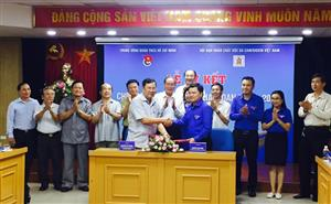 Vietnamese youths join hands in caring for AO/dioxin victims