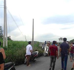 Fatal electrocution in Nghe An