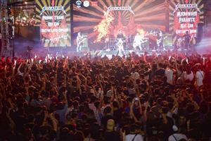 Rock concert raises funds for kids living in remote areas