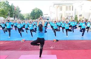 International Day of Yoga to be observed in Vietnam