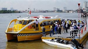 Ho Chi Minh City to launch three new waterway routes