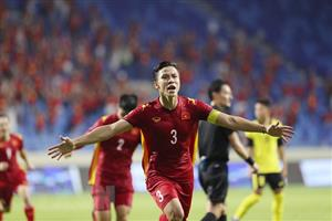World Cup qualifiers: Que Ngoc Hai converts last-gasp penalty to give Vietnam 2-1 win against Malaysia