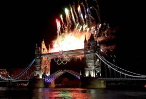 London Olympic Games open with fun-filled show