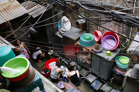 Residents in Hanoi's Old Quarter uncertain about future