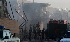 Seven dead in Kabul attack on firm supplying NATO