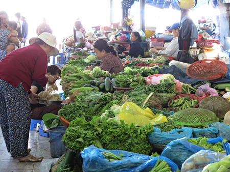 Food prices in many traditional markets have also been on the increase