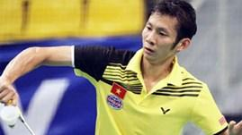 Tien Minh drops to 20th in world badminton rankings