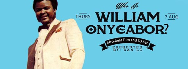 william onyeabor fantastic man