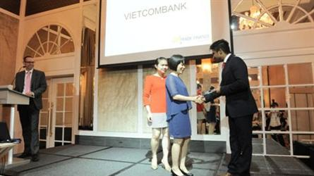 Vietcombank wins Asia-Pacific Awards