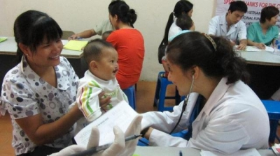 More Vietnamese children will have brighter smiles thanks to Operation Smile and Amway Vietnam. (Credit: Amway)