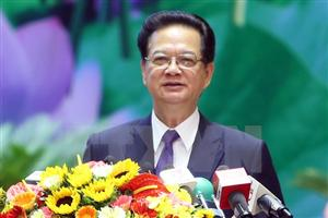 PM Dung calls for strong army to respond to new challenges
