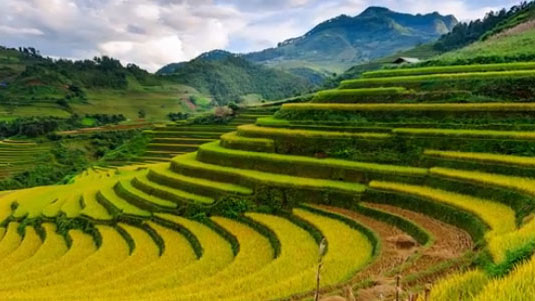 Lao Cai Ranked In Top 10 World S Most Beautiful Places Dtinews Dan Tri International The