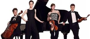 Notos Quartet to perform in HCM City