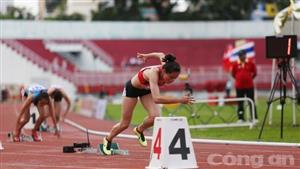 International track and field tourney opens in HCM City