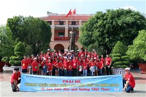 HCM City's summer camp for young expats begins