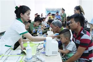 South Korean doctors offer free cleft palate surgery for Vietnamese children