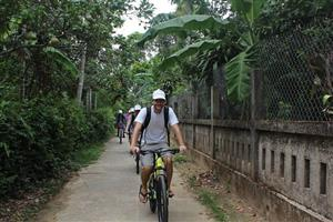Thua Thien-Hue develops community-based tourism