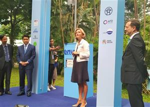 France continues assisting Hanoi in air quality monitoring
