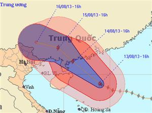Typhoon Utor likely to affect Vietnam