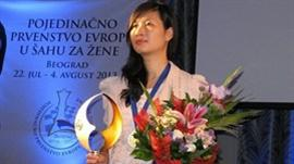 Trang comes first at European Chess Champs