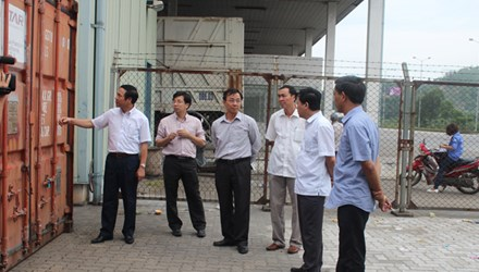 Firm told to deal with toxic substance threat