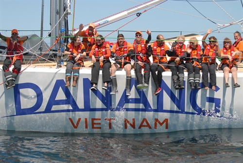 Danang–Vietnam finishes world's longest ocean race