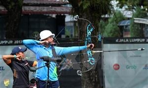 SEA Games 29: Archer wins first medal for Vietnam