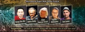International Finger-style Guitar Festival to open in Hanoi