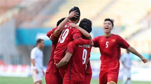 Vietnam defeat Nepal 2-0 to move on to the knock-out